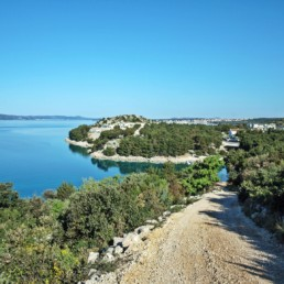 drage, biograd, accommodation, croatia, dalmatia