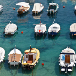 accommodation, croatia, boat