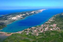 novalja, pag, accommodation, croatia