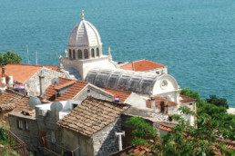 šibenik, accommodation, croatia, dalmatia